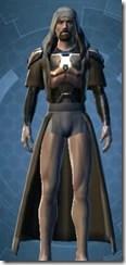 Memory Fiber Body Armor - Male Front