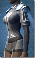 Overseer Body Armor - Female Left