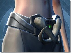 Primeval Stalker Female Belt