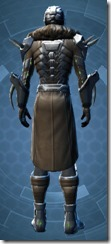 Primeval Stalker - Male Back