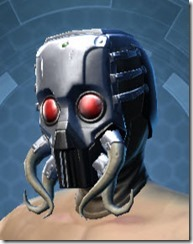Primeval Stalker Male Mask