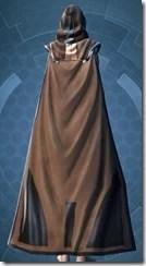 Reinforced Fiber Chestguard - Female Back
