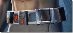 Revered Huntsmaster Male Belt