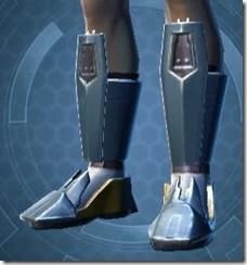 Revered Huntsmaster Male Boots