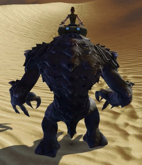 Ridge Hunter Rancor Back