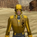 Reverse Flash Bragrirth - The Harbinger