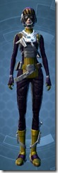 Squadron Leader Dyed