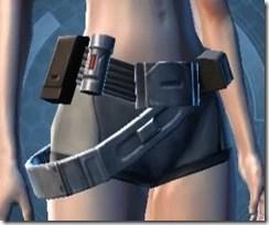 Squadron Leader Female Belt