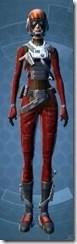 Squadron Leader - Female Front