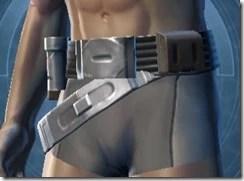Squadron Leader Male Belt