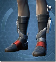 Squadron Leader Male Boots