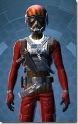 Squadron Leader - Male Close
