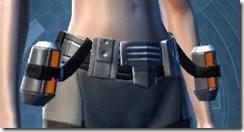 B-400 Cybernetic Female Belt