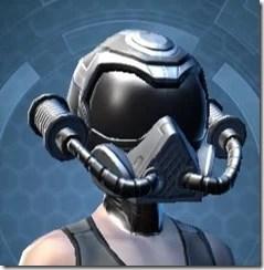 B-400 Cybernetic Female Helmet