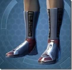 Darth Andeddu Male Boots