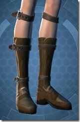 Drifter Female Boots