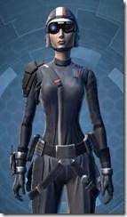 Intelligence Officer - Female Close