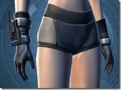 Intelligence Officer Female Gloves