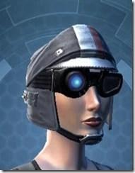 Intelligence Officer Female Helmet