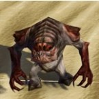 Juvenile Canyon Rancor