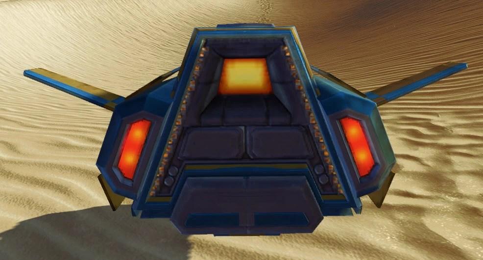 Kalakar Advanced Simulator Back