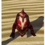 Scarlet Mouse Horranth