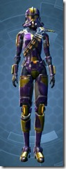 Tactical Infantry Dyed