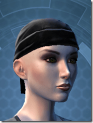 Trimantium ver 2 Female Headgear