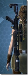 VL-18 Plasma Rifle Stowed