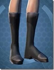Armored Interrogator Female Boots