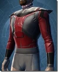 Armored Interrogator Male Breastplate