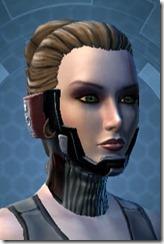 Battleworn Engineer Female Headgear