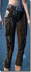 Battleworn Engineer Female Leggings