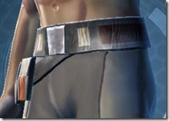 Battleworn Engineer Male Belt
