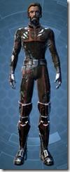 Battleworn Engineer - Male Front