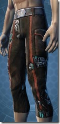 Battleworn Engineer Male Leggings