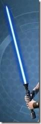 Blademaster's Lightsaber - Full