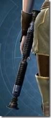 Blademaster's Saberstaff - Stowed