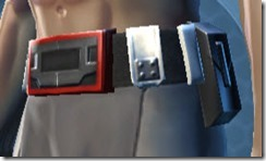 Havoc Squad Male Belt