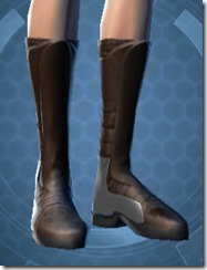 Lucien Draay Female Boots
