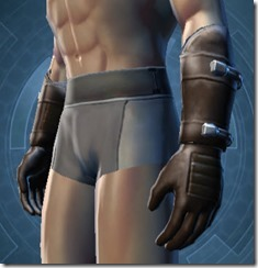 Lucien Draay Male Gloves