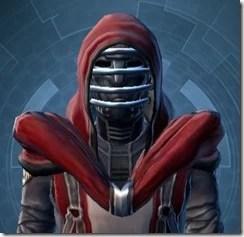 Chancery Cap Imp Doesn't Hide Hood