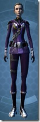 Clandestine Officer Dyed Front