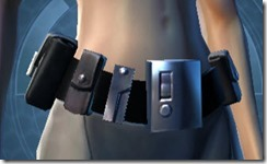 Clandestine Officer Female Belt