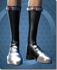 Clandestine Officer Female Boots