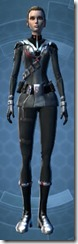 Clandestine Officer - Female Front