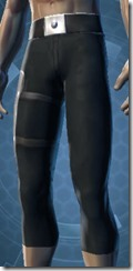 Clandestine Officer Male Pants
