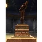 Commemorative Statue of Vette