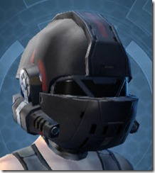 Covert Pilot Female Helmet