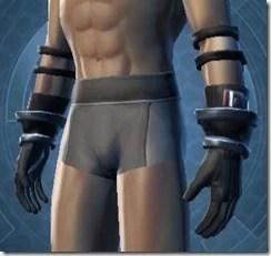 Covert Pilot Male Gloves